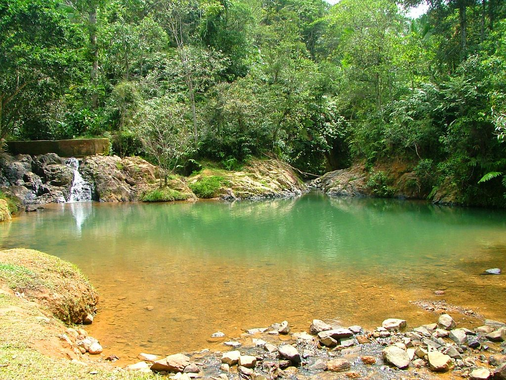 Puerto Rico Things to Do El Charco Azul swimming hole