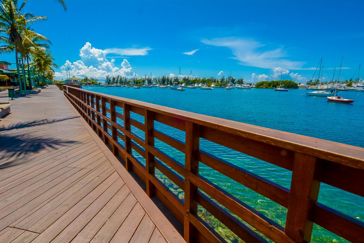 Puerto Rico Things to Do La Guancha Boardwalk in Ponce